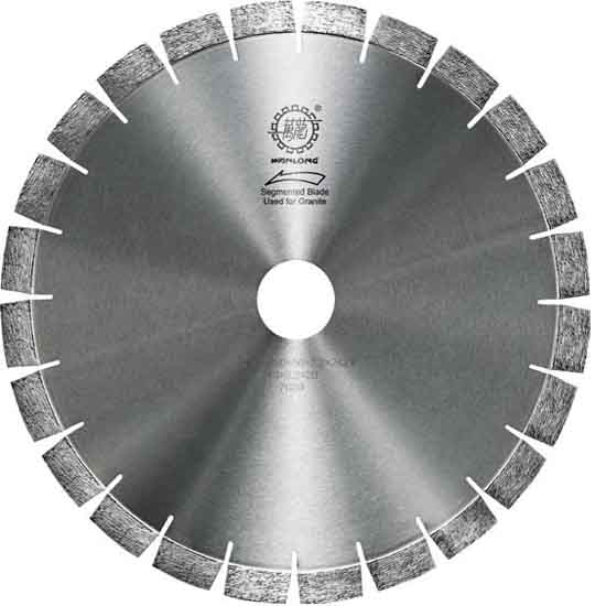 """SHORT"" Edge Cutting Blade And Segment (R20)"