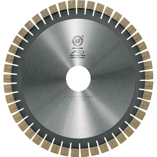 """SHORT-T"" Edge Cutting Blade And Segment (RITX20)"
