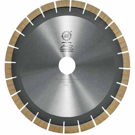 """FAN-T""Edge Cutting Blade And Segment(RVF)"