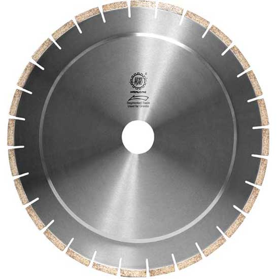 Horizontal Cutting Blade And Segment For Granite