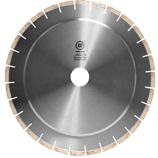 Horizontal Cutting Blade And Segment For Marble