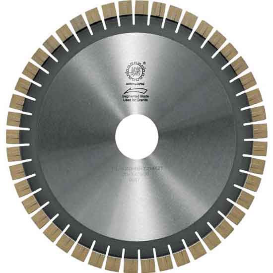 """SHORT-T"" Splitting Blade And Segment"