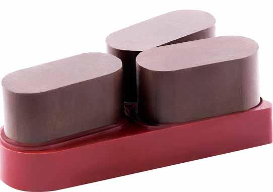 Смоляной диск, шлифовальный блок