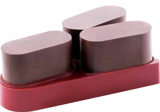 Resin Disc.Resin Triangle Abrasive