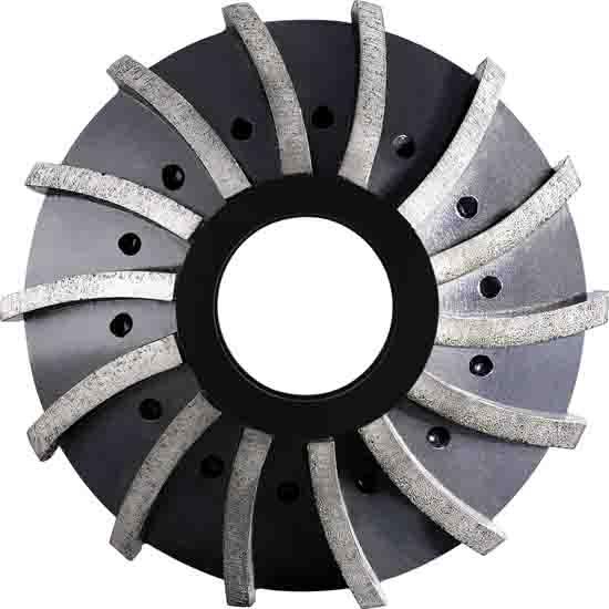 CNC колесо