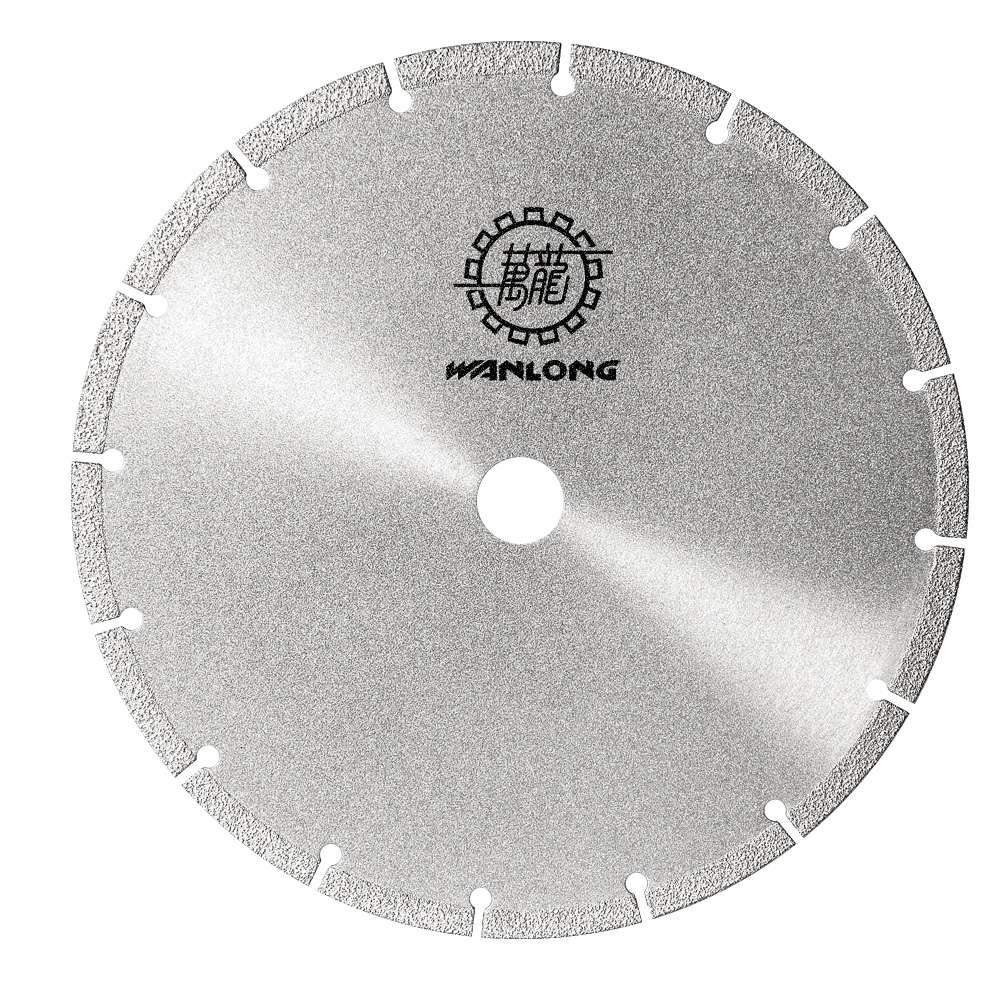 stone cutting blade, marble cutting blade,brick cutting blade, brazed diamond saw blade, vacuum brazed diamond blade