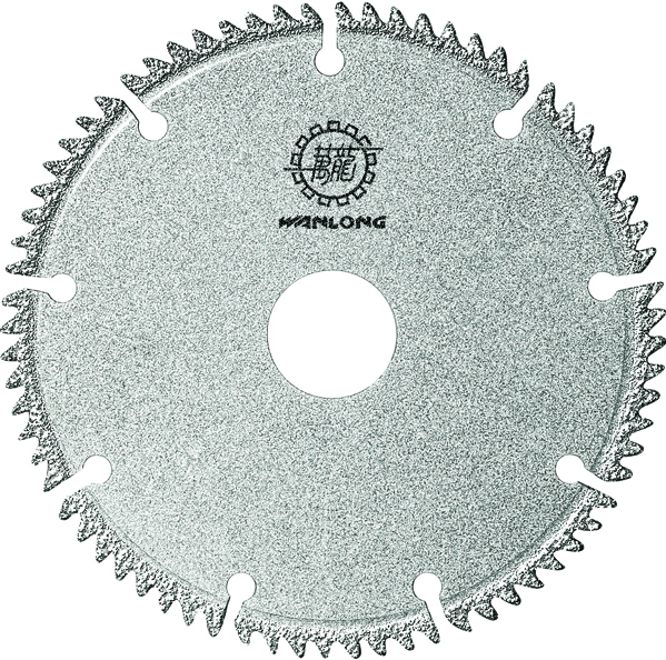 segmented saw blade,stone cutting segmented saw blade, diamond segmented saw blade, vacuum brazed segmented saw blade,wanlong segmented blade