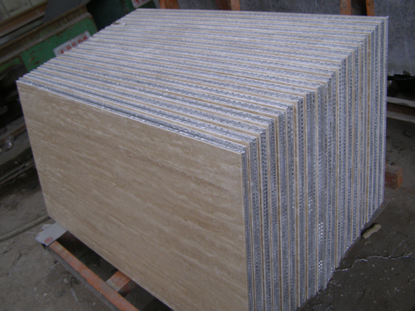 aluminium honeycomb stone panel,honeycomb marble Laminated panel,Exterior wall granite panel