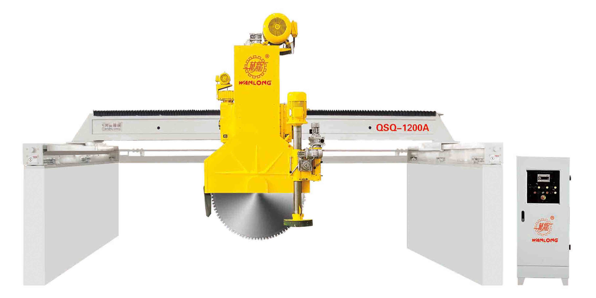 QSQ-1200A/1600A Vertical Plus Horizontal Cutting Machine