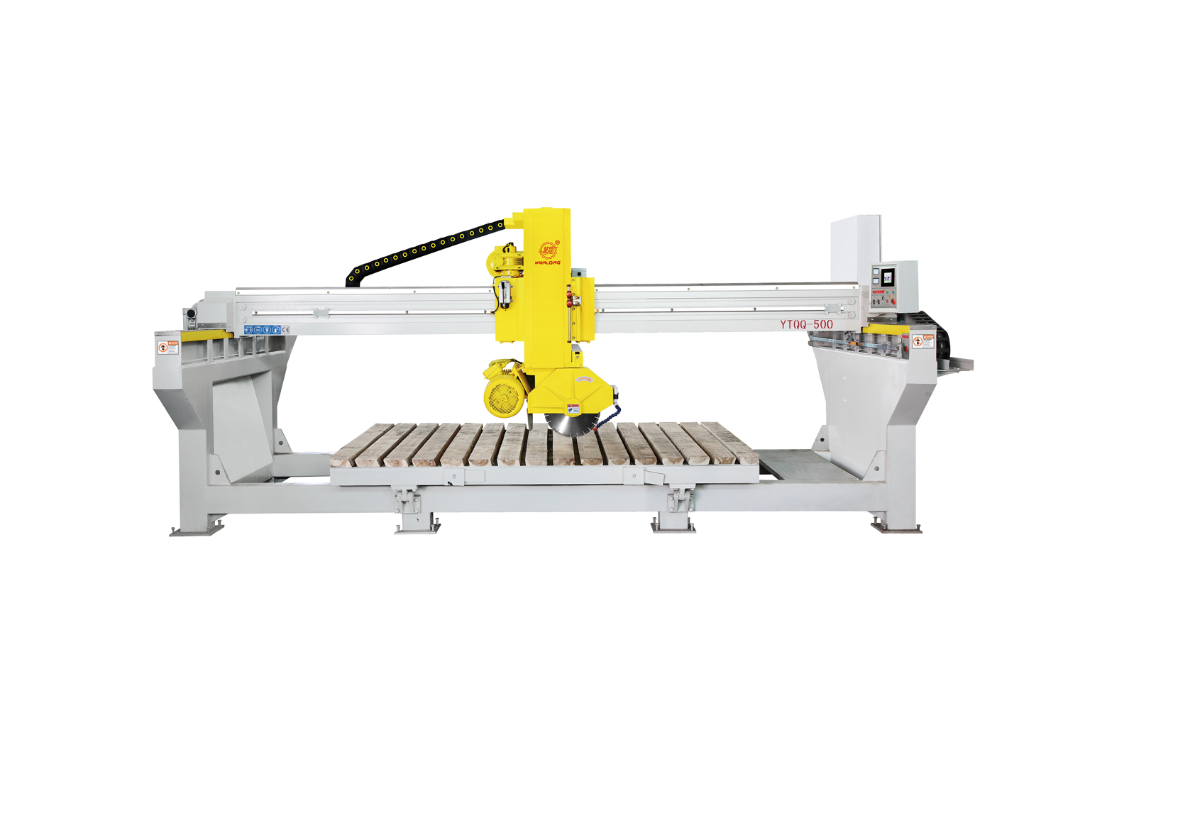 YTQQ-500 Mono-block Bridge Cutting Machine
