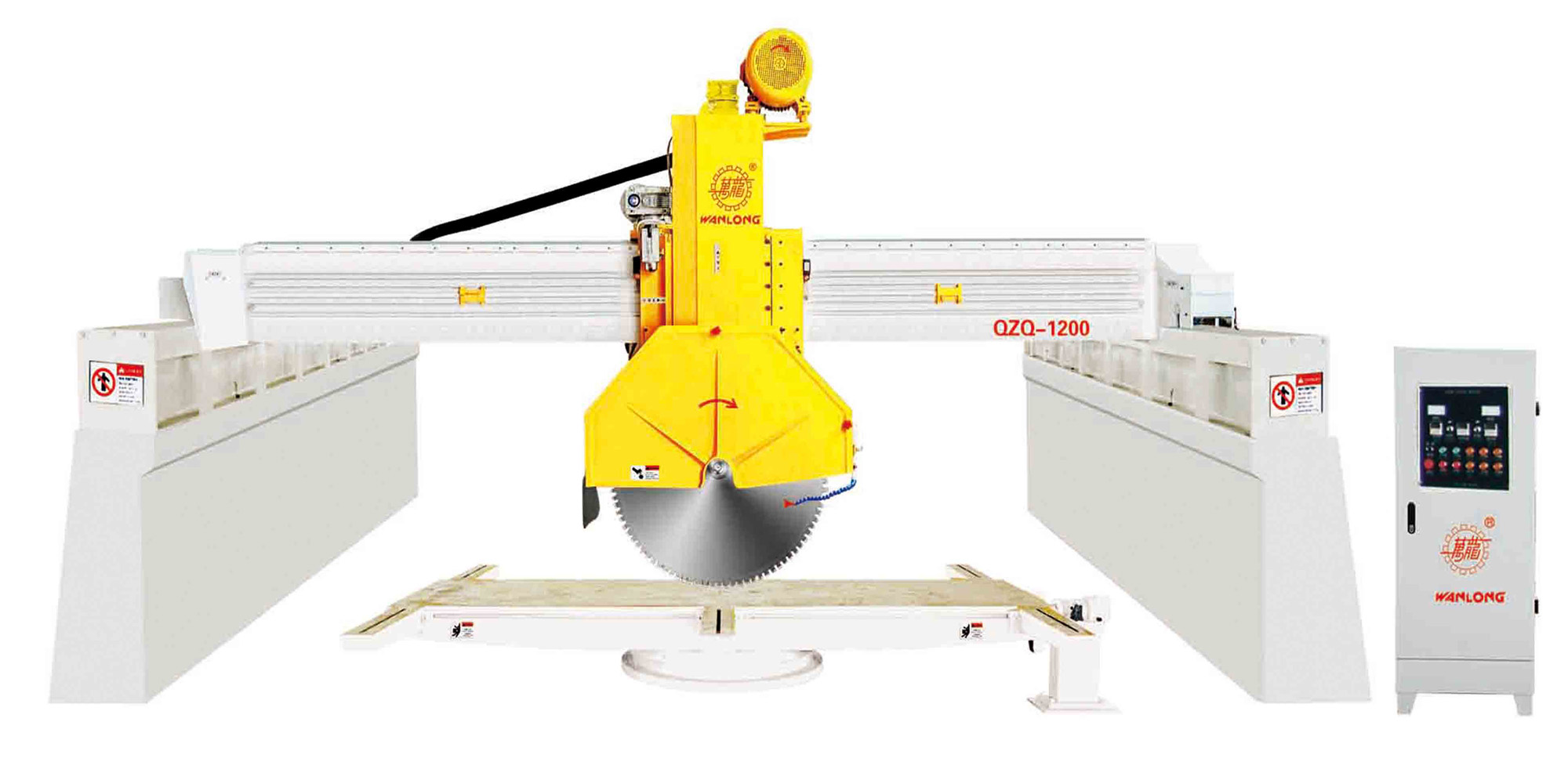 QZQ-900/1200 Bridge Cutting Machine