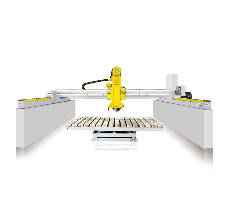 Cortador de piedra de puente automático por infrarrojo,Puente de láser máquina de corte