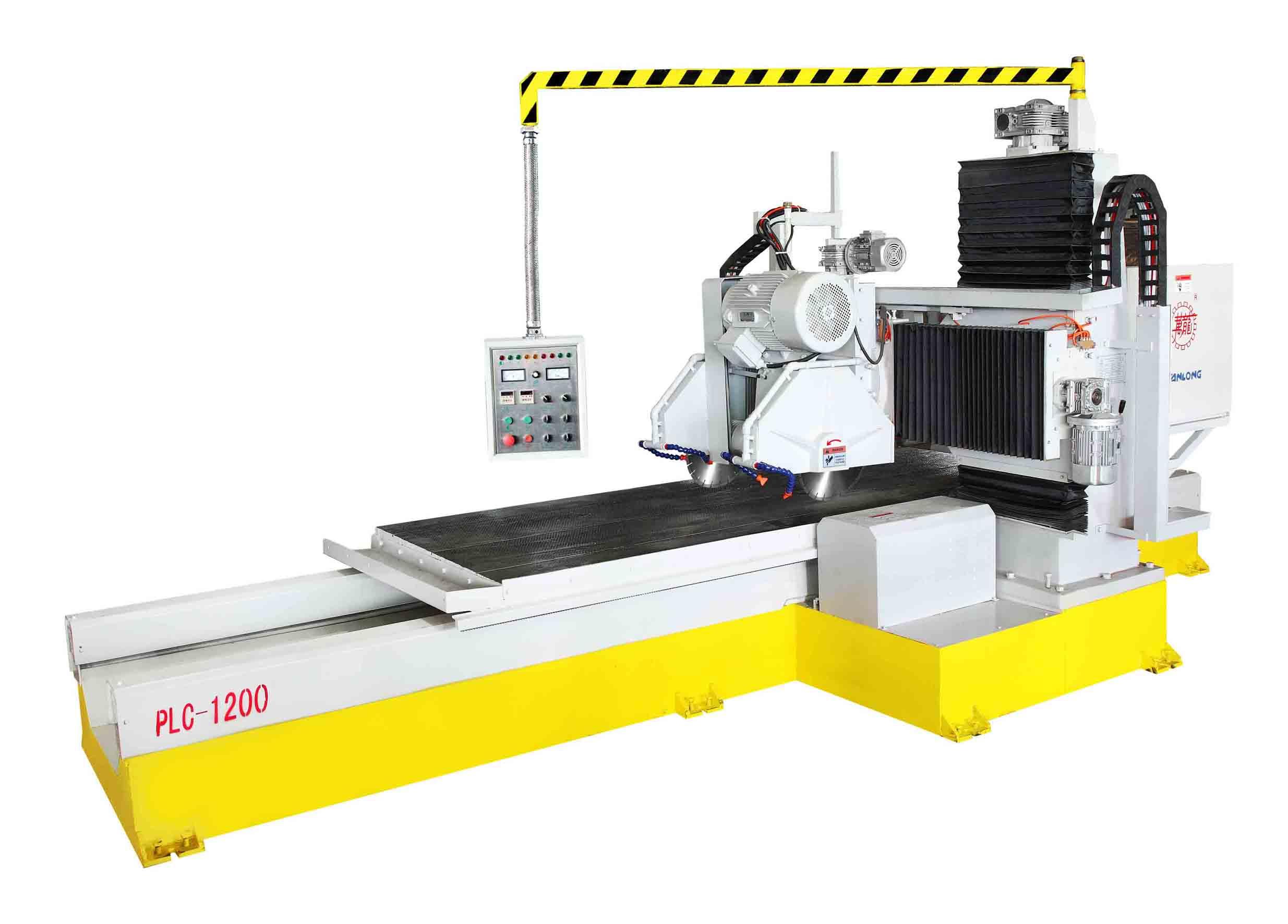 PLC-1200 Multifunctional Profile Machine
