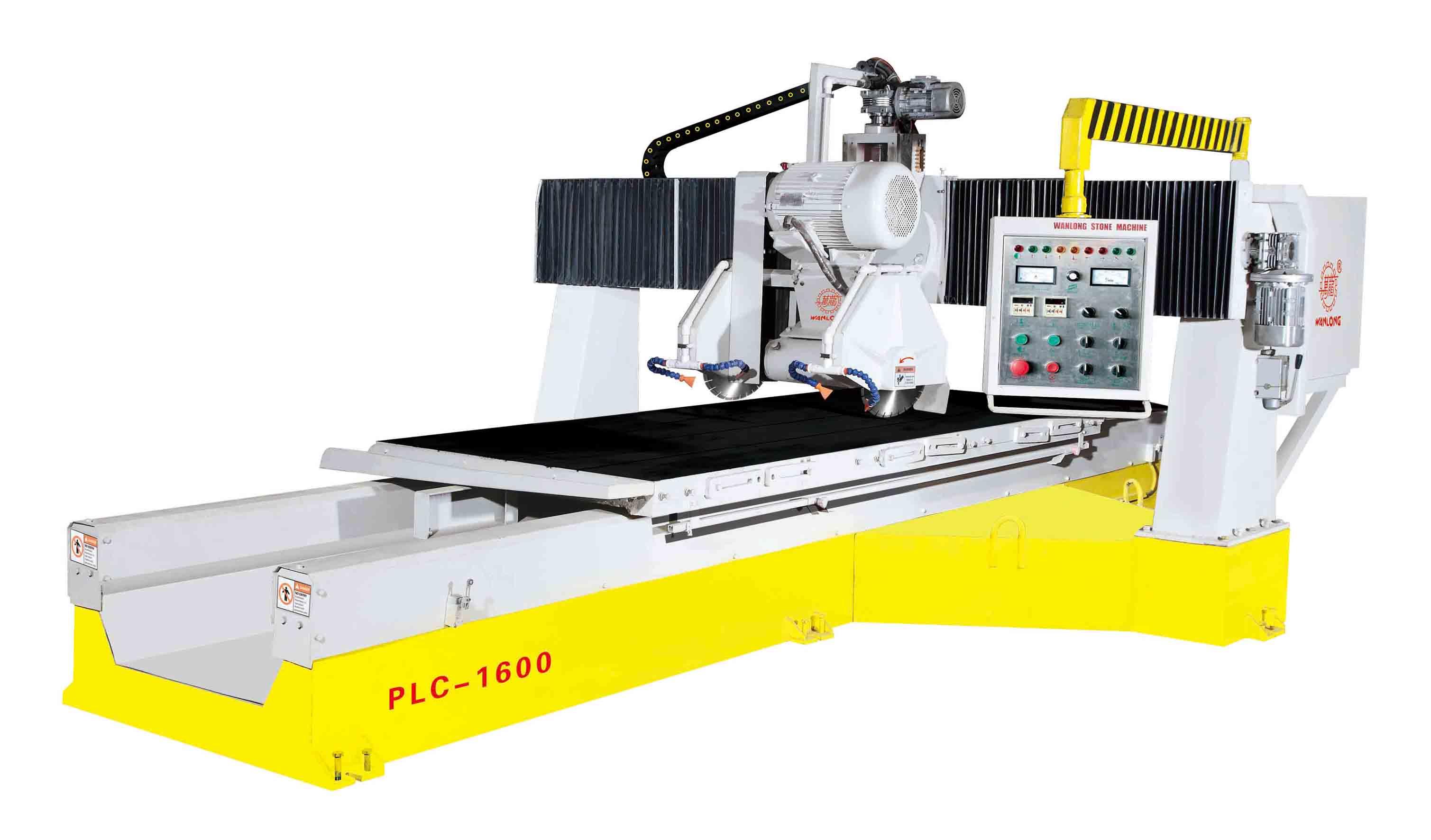 PLC-1600 Bridge Profile Machine