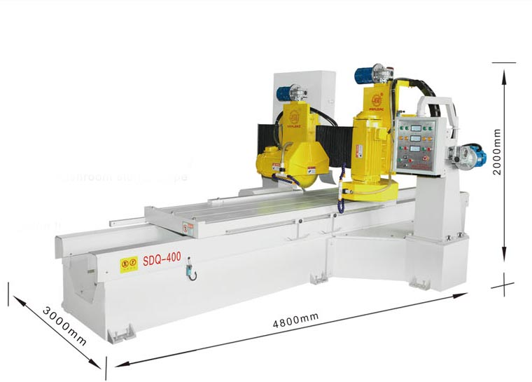 SDQ-400 Ideal Machine