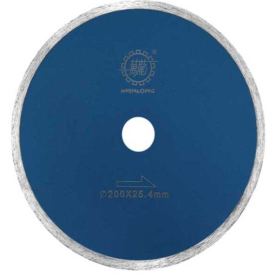 marble cutting blade,continuous blade,continuous cutting blade,diamond continuous blade,wet cutting blade,decorative material cutting saw blade,diamond grooving blade,wanlong diamond continuous blade