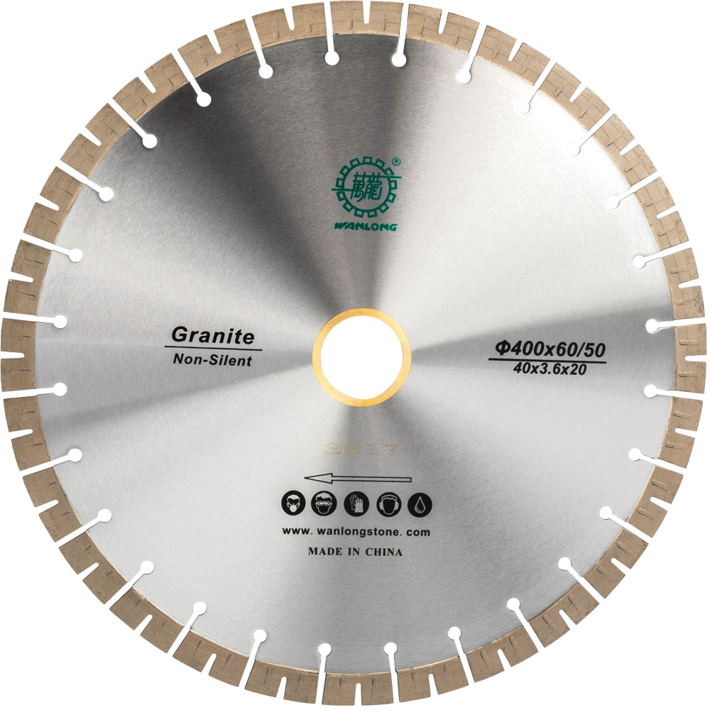 "16""(400mm) Diamond Blade For Natural Stone Cutting"