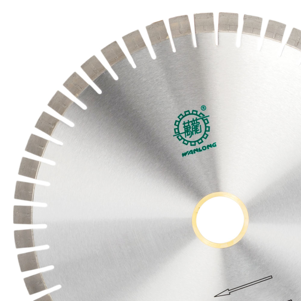 Diamond Blade Cutting Concrete - Circulare Saw Blade
