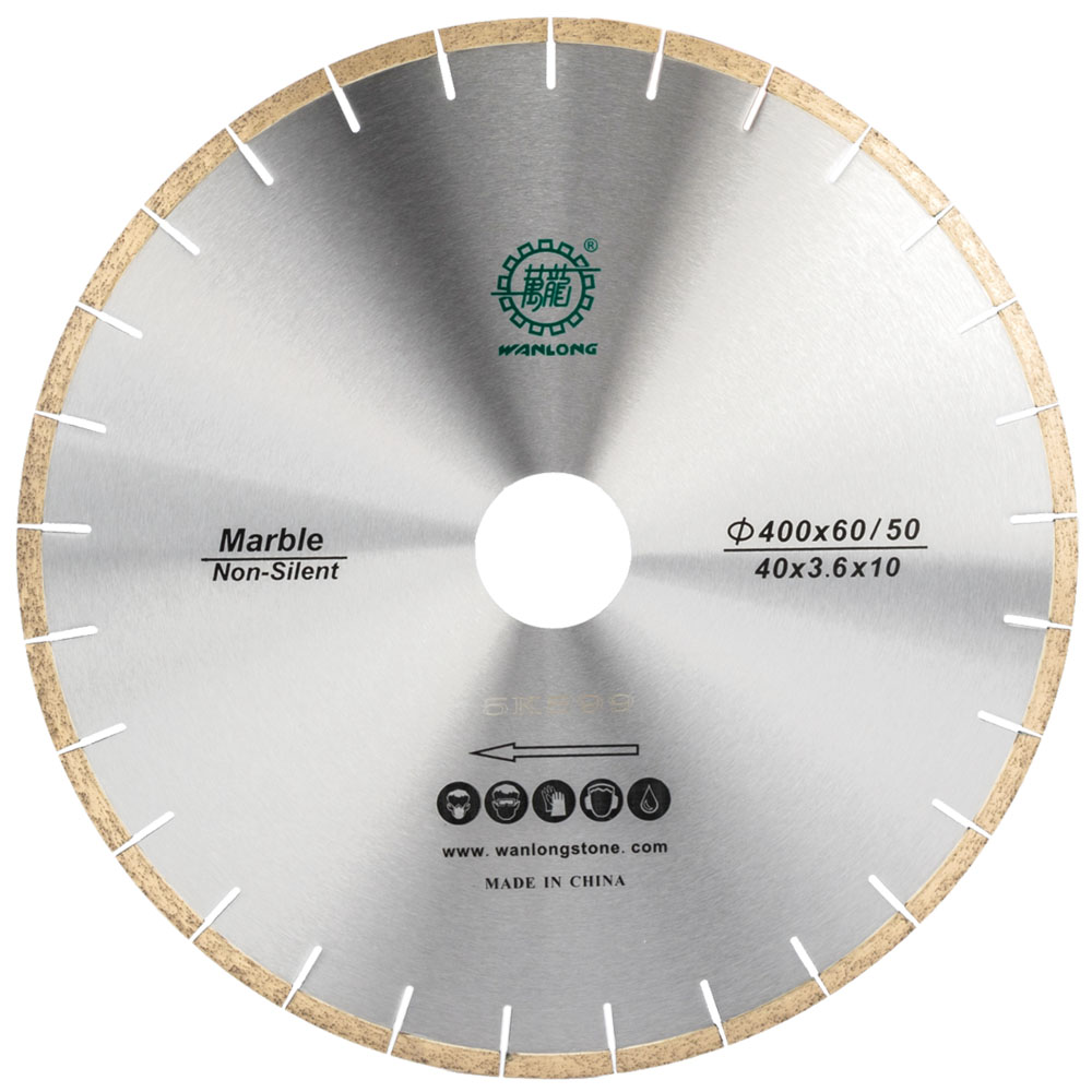 Thin Diamond Tip Saw Blade For Marble Cutting