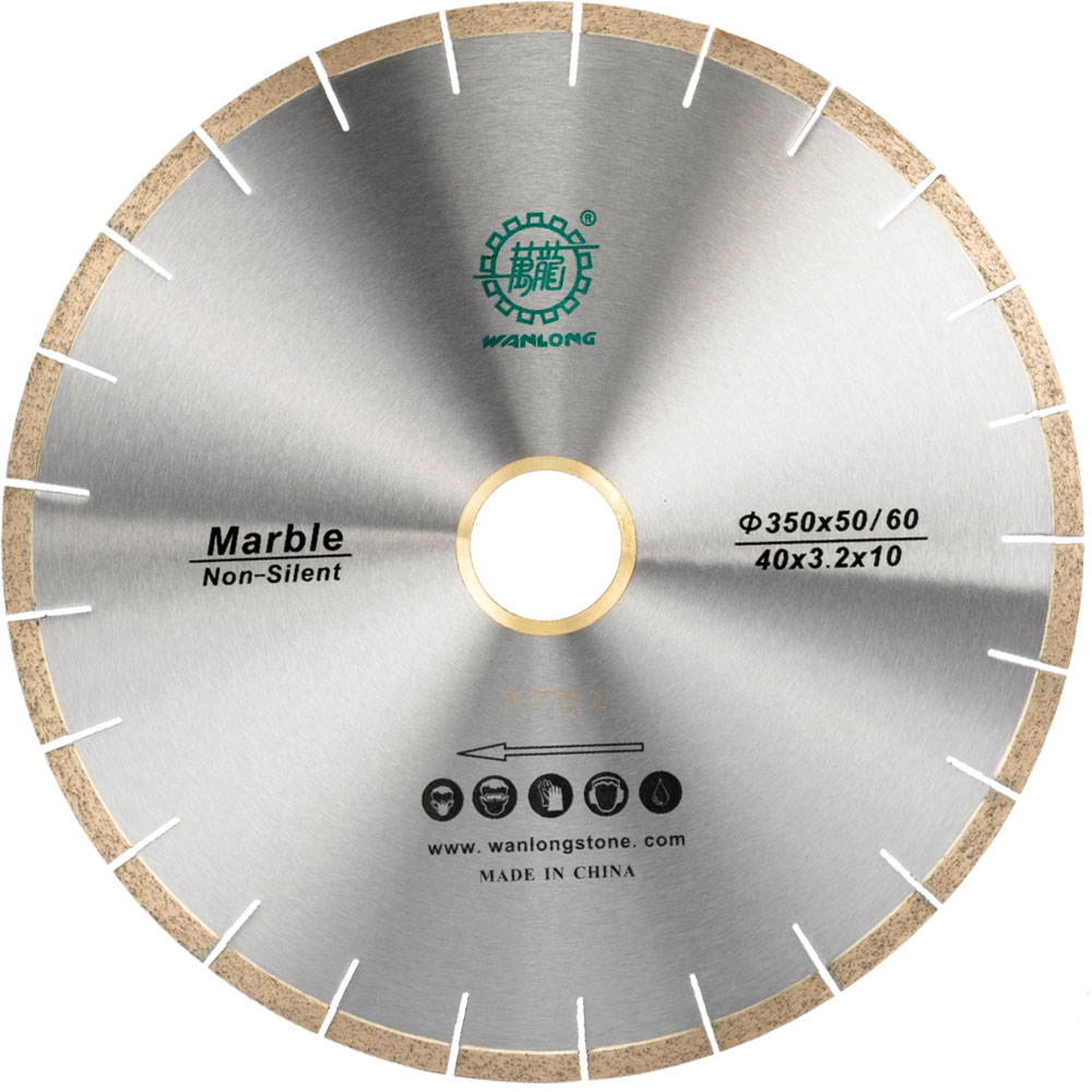 Diamond Tooth Saw Blade  For Marble Cutting