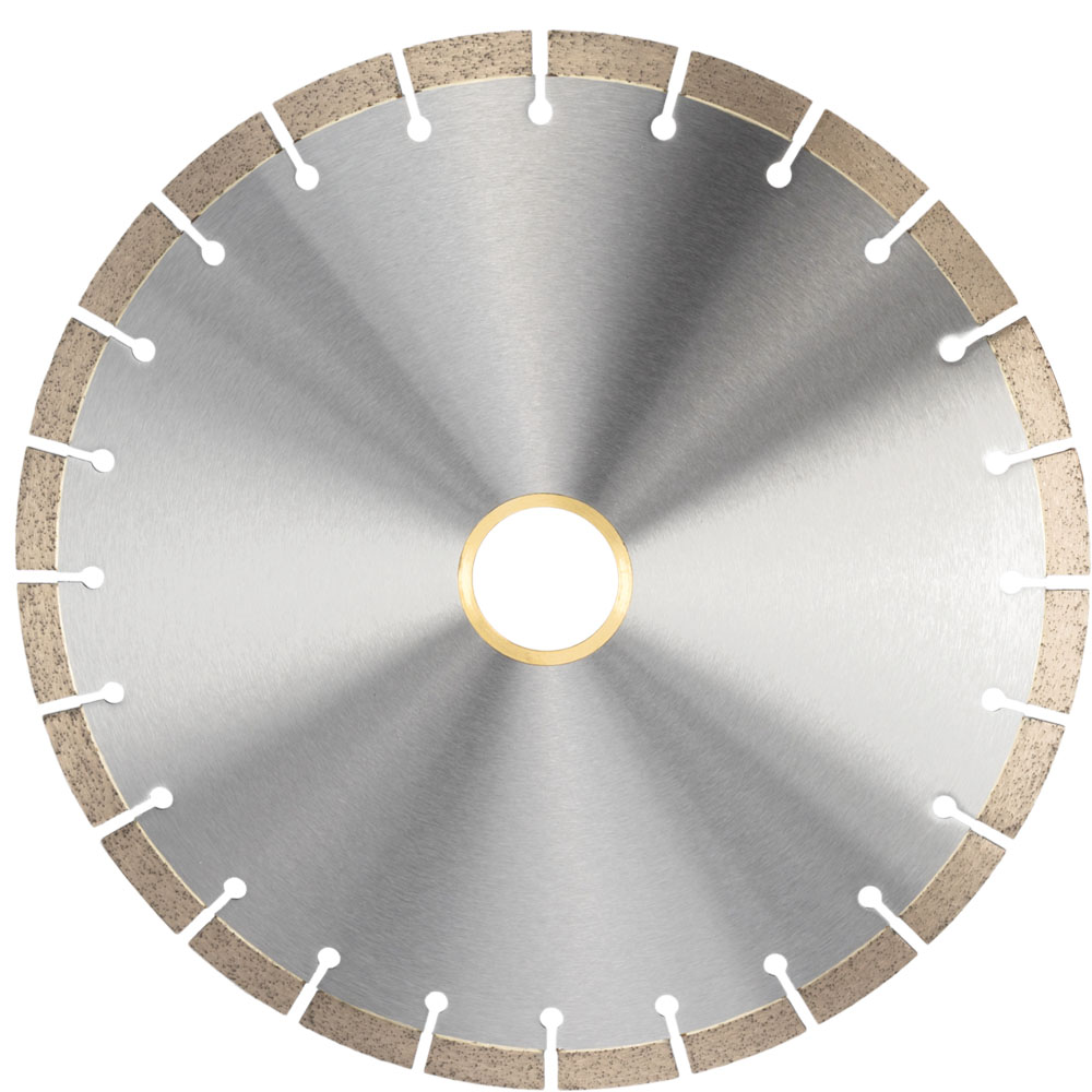 Segmented Diamond Circular Saw Blade For Stone Processing