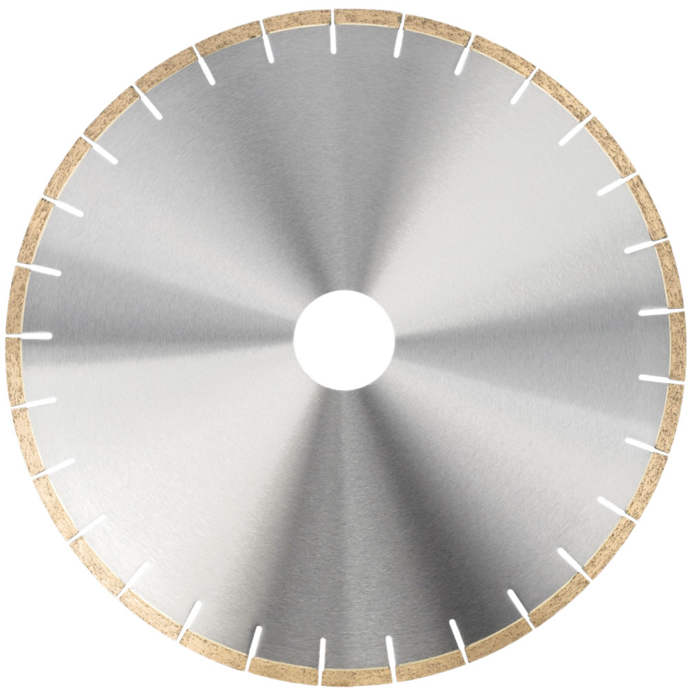 Diamond Tip Circular Saw Blade For Granite Cutting
