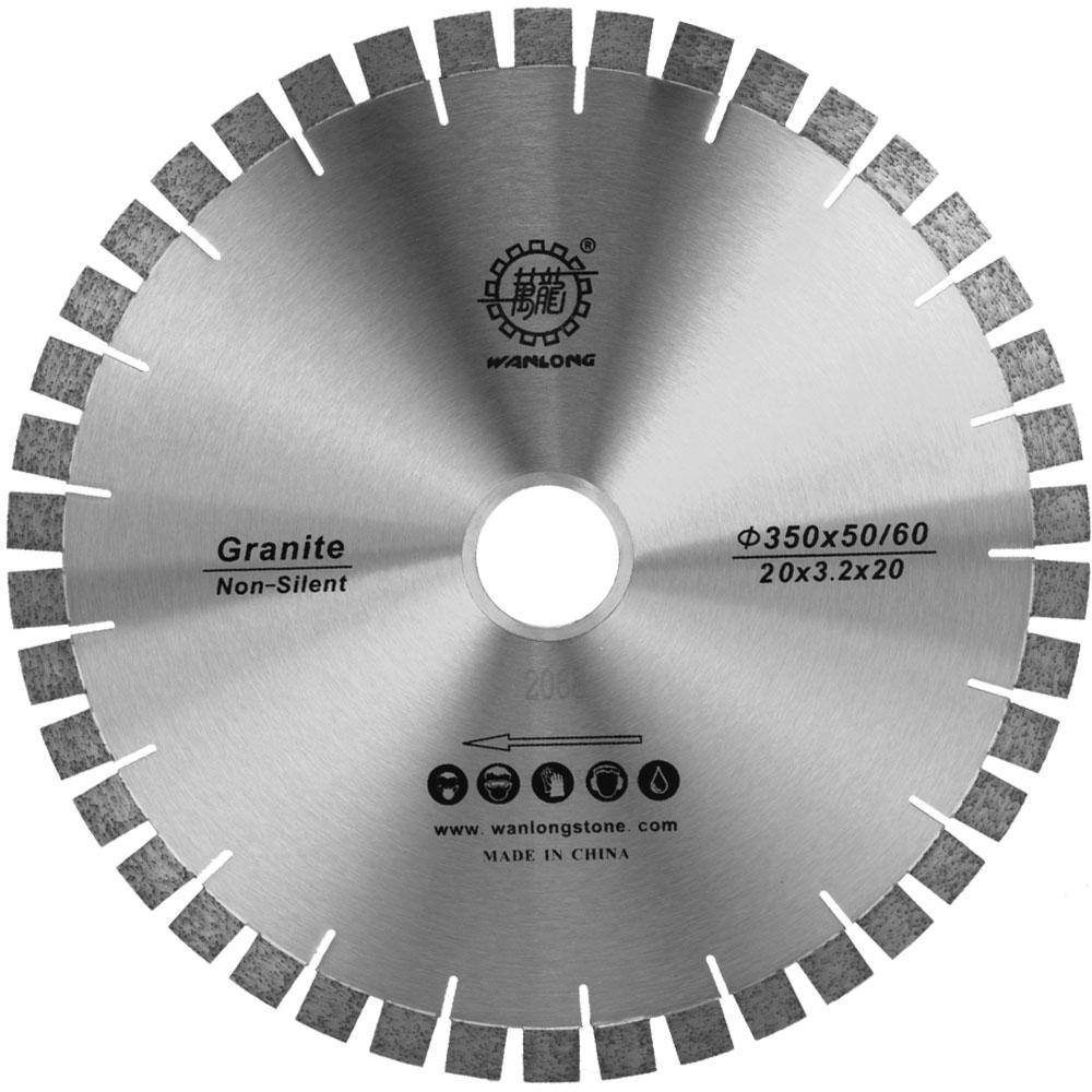 High Quality Diamond Segmented Circular Saw Blade For Stone Cutting