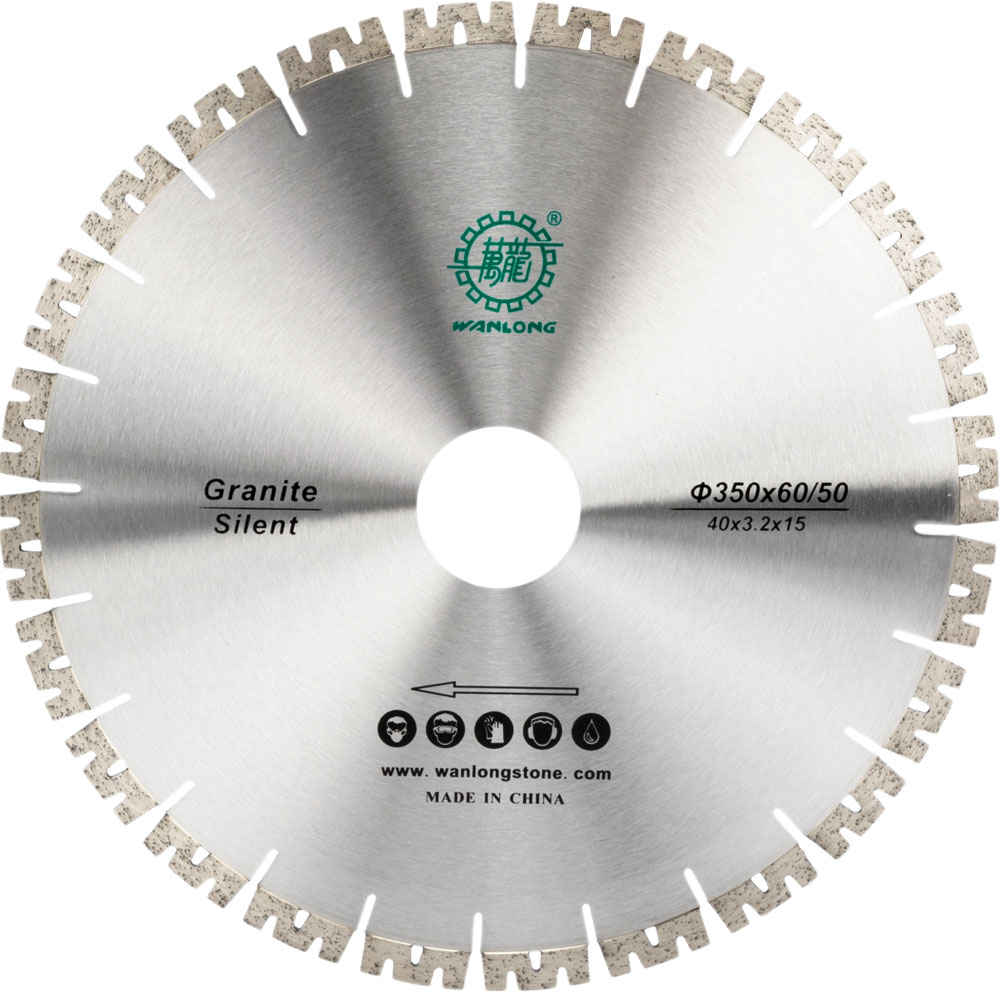 Diamond Tip Grinder Blade For Natural Stone Cutting