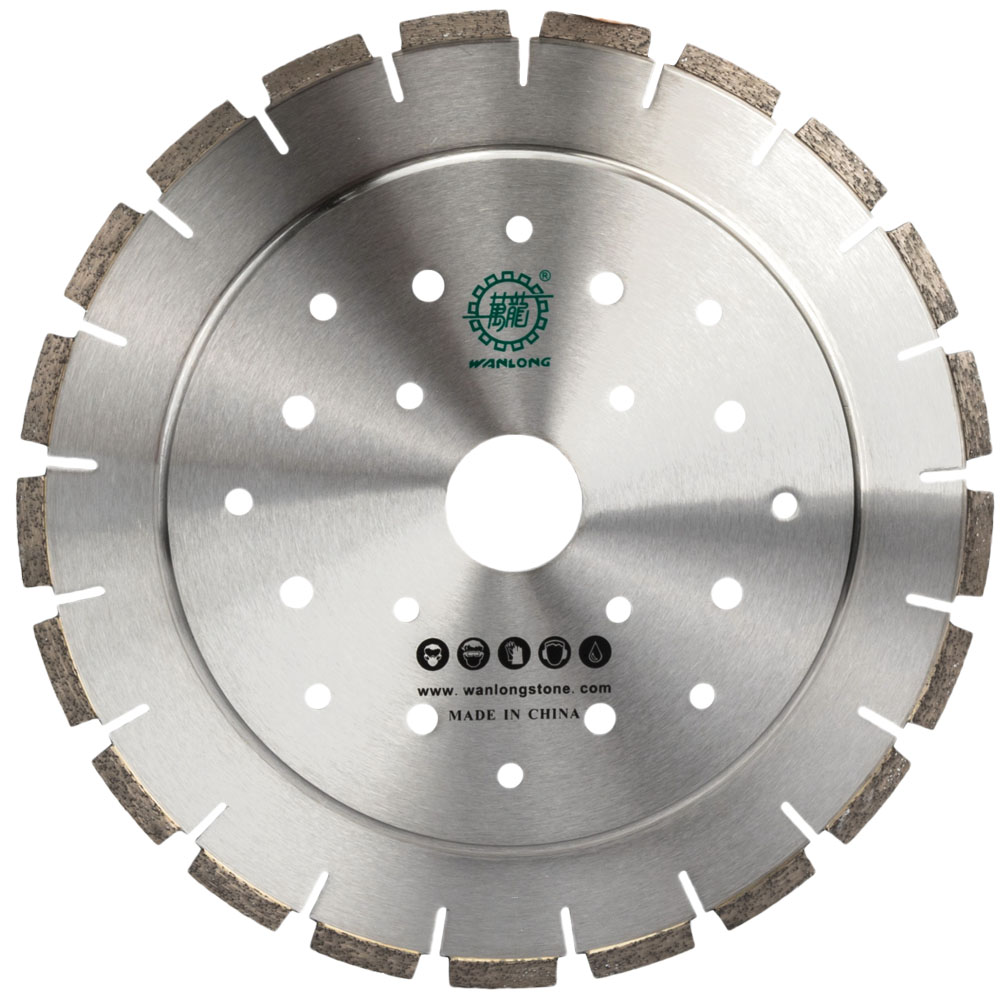 Wet Cutting Diamond Blade For Granite Cutting