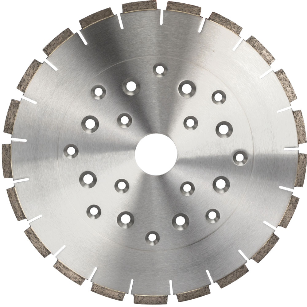 Diamond Saw Blade For Double Blade Stone Cutting Machine
