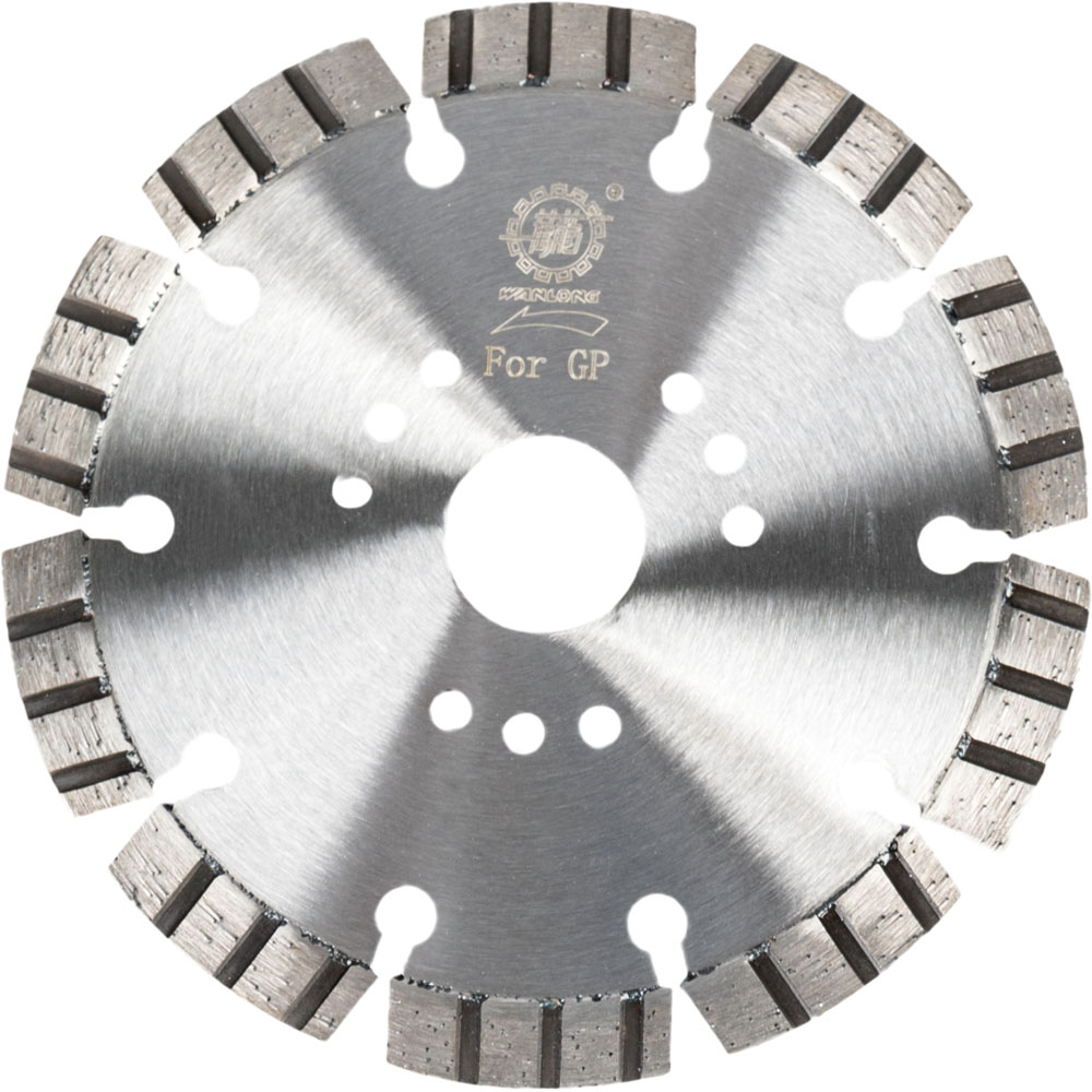 Diamond Segmented Cutting Disc For Concrete&Stone