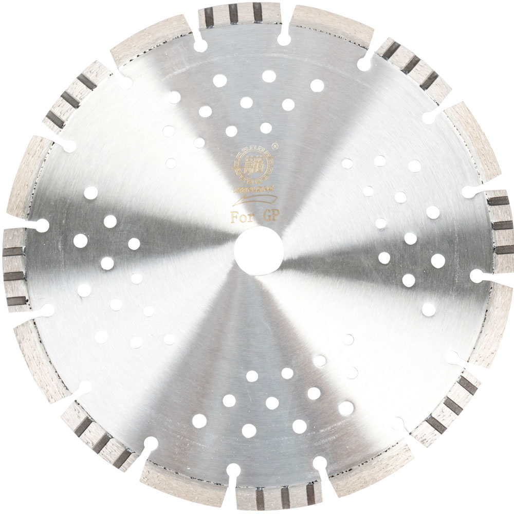 Electroplated Diamond Cutting Disc For Granite