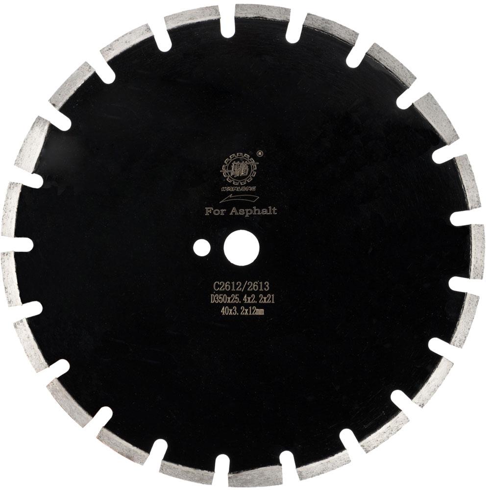 Diamond Circular Saw Bblade For Asphalt Cutting