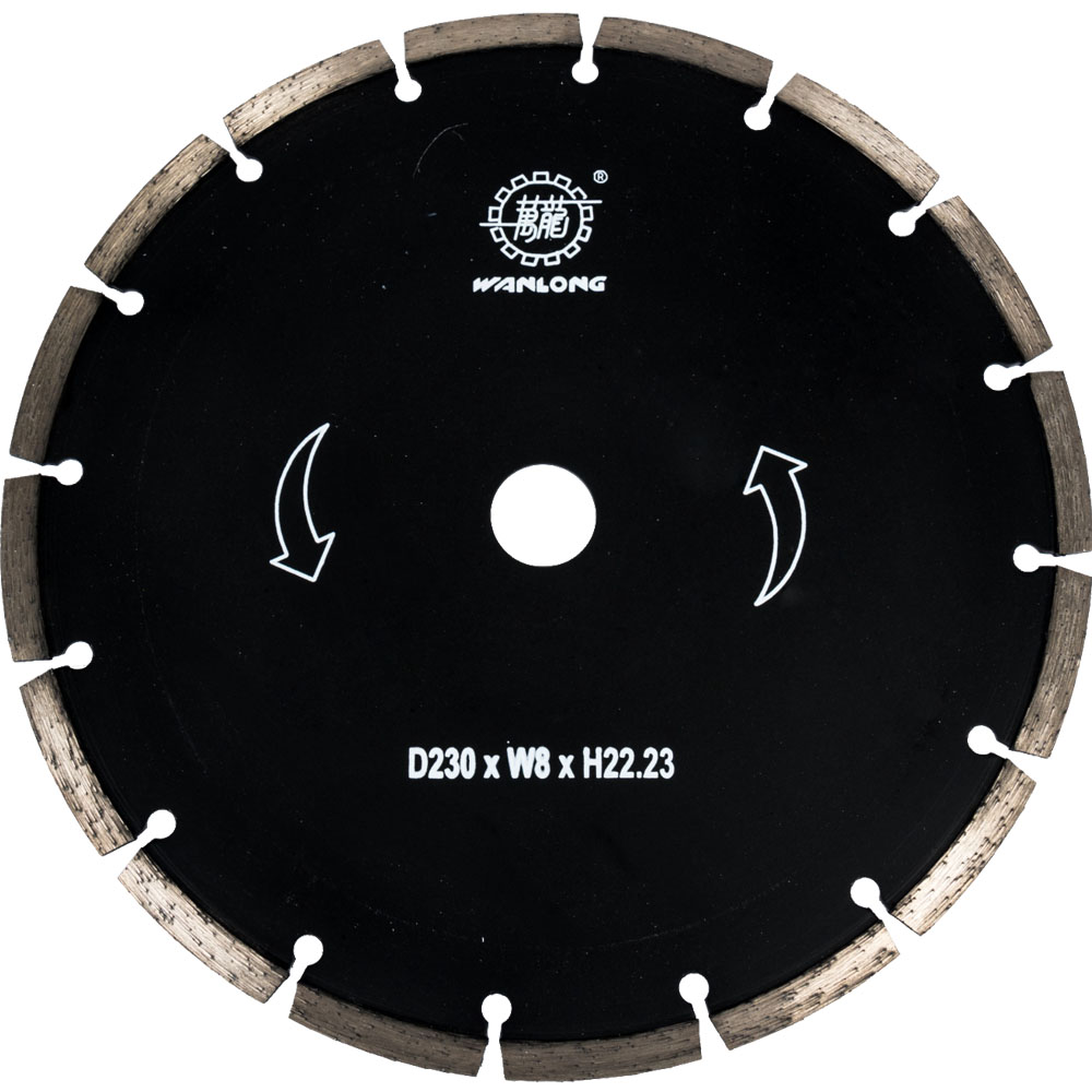 230MM Diamond Abrasive Saw Blade For Stone Cutting