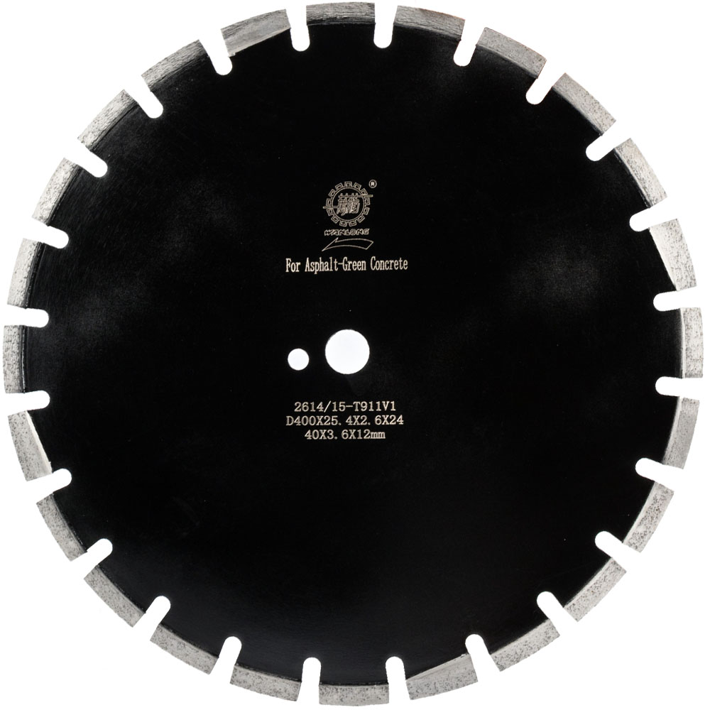 Laser Welded Diamond Blade For Concrete Cutting