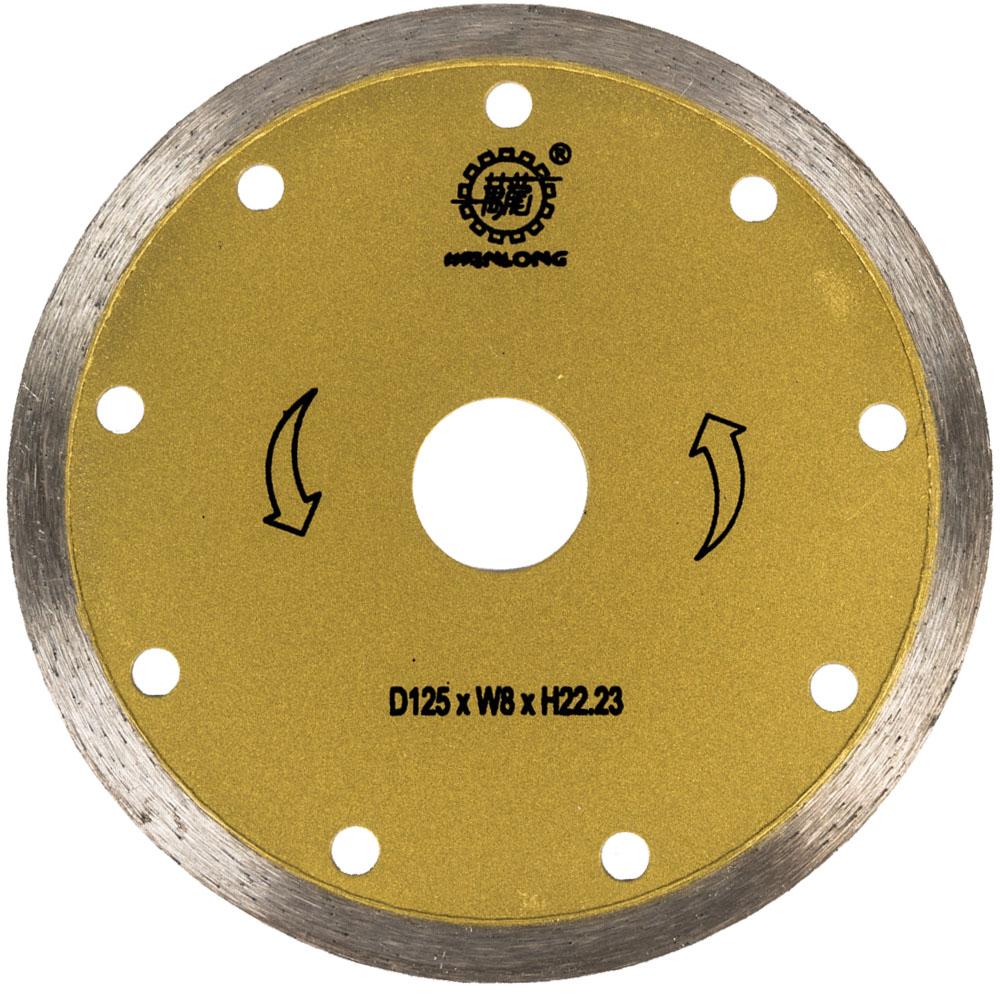 115MM Cold Press Sintered Continuous Rim Diamond Saw Blade