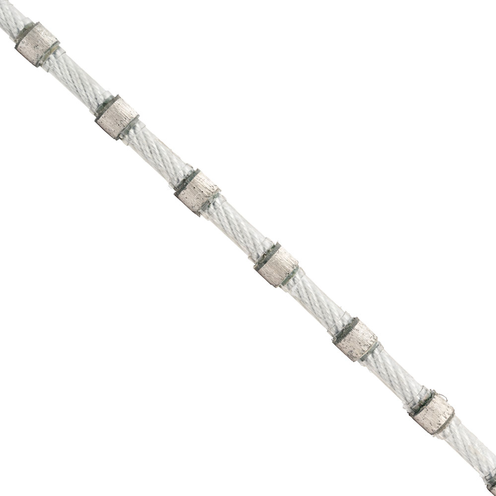 Diamond Bead And Wire Saw For Stone Cutting