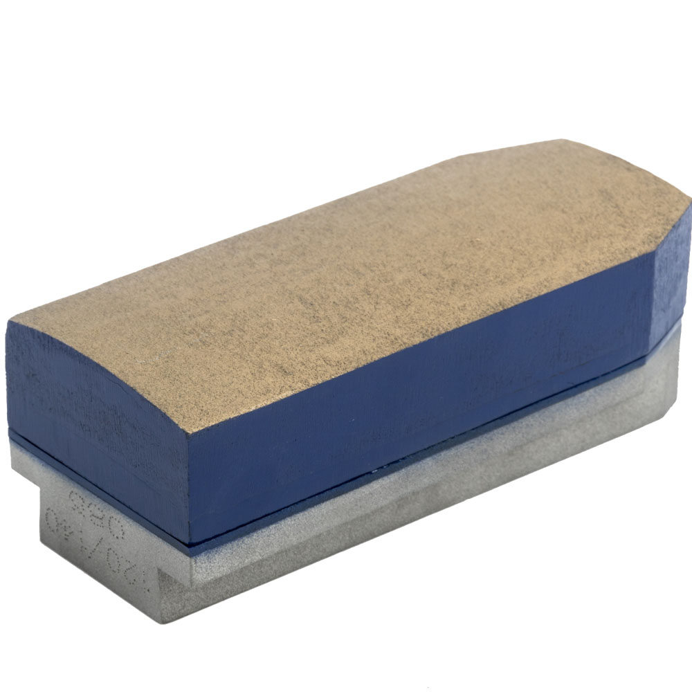 Diamond Fickert Metal Bond Polishing Block For Stone Slab