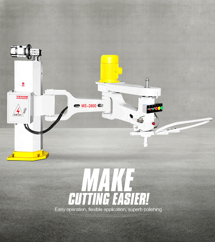 stone polishing machine, marble polisher, granite polishing and grinding machinery