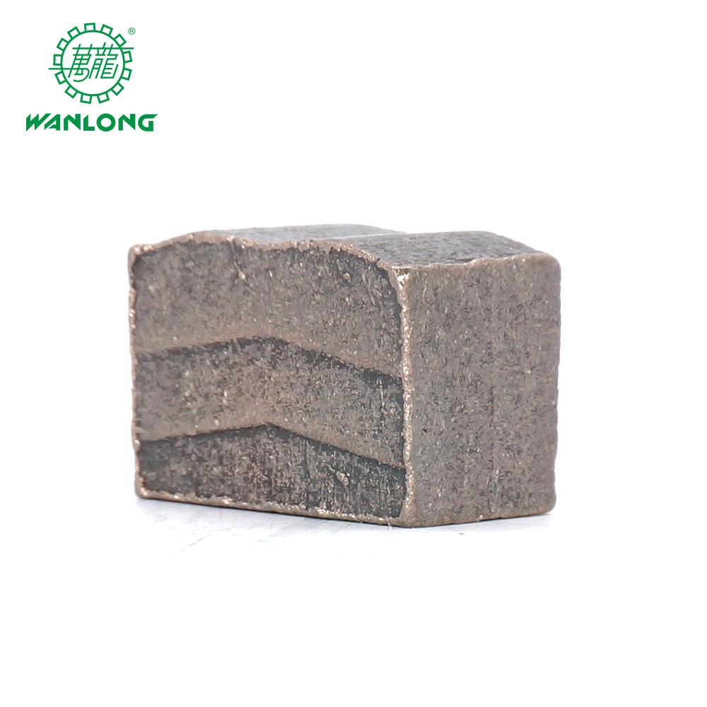 Diamond Segment for Quarry Stone