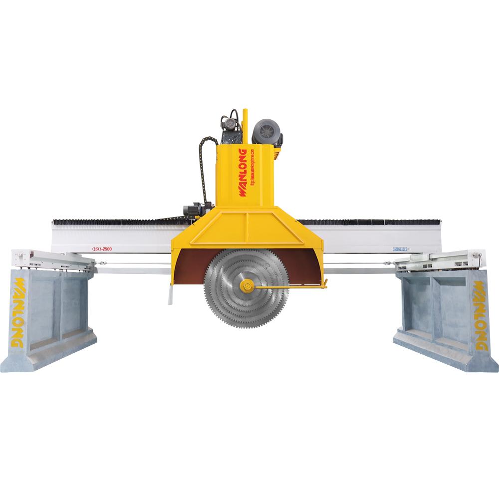 QSQ-2200/2500/3000 Bridge Multiblade Block Cutter